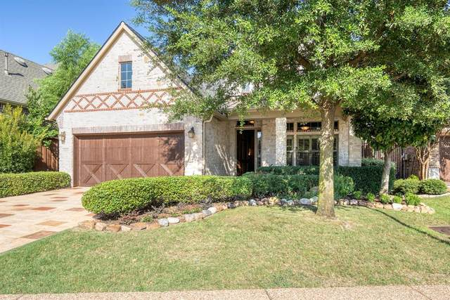 18218 Brighton Green, Dallas, TX 75252 (MLS #14400879) :: The Chad Smith Team