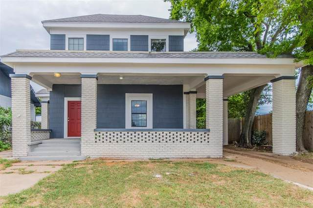 115 W Gandy Street, Denison, TX 75021 (MLS #14400888) :: The Tierny Jordan Network