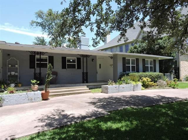 6417 Del Norte Lane, Dallas, TX 75225 (MLS #14400897) :: Frankie Arthur Real Estate