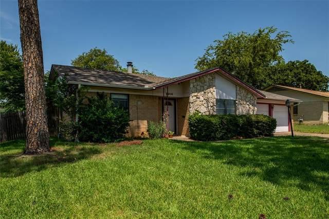 4516 Moorview Avenue, Fort Worth, TX 76119 (MLS #14400905) :: The Heyl Group at Keller Williams