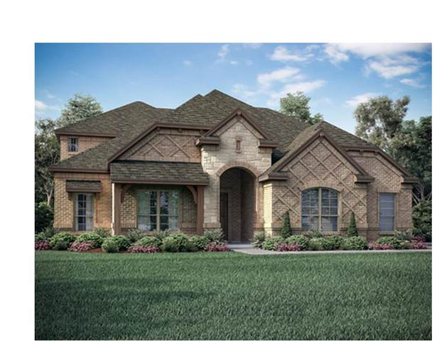141 Crosswind Drive, Waxahachie, TX 75165 (MLS #14400944) :: The Star Team | JP & Associates Realtors