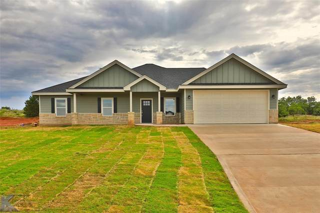 125 Dylan Drive, Tuscola, TX 79562 (MLS #14400958) :: The Heyl Group at Keller Williams