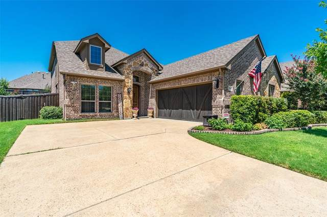 216 Crestbrook Drive, Rockwall, TX 75087 (MLS #14400991) :: Maegan Brest | Keller Williams Realty