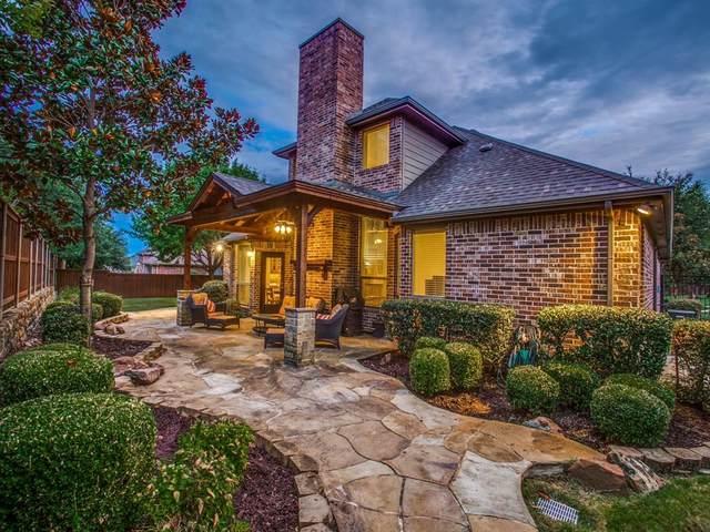 5140 Pond Spring Circle, Fairview, TX 75069 (MLS #14401020) :: Lyn L. Thomas Real Estate | Keller Williams Allen