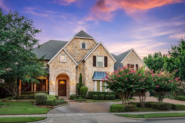 3009 Vermillion Drive, Plano, TX 75093 (MLS #14401038) :: The Chad Smith Team