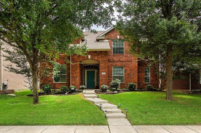 1315 Brook Ridge Avenue, Allen, TX 75002 (MLS #14401039) :: The Heyl Group at Keller Williams