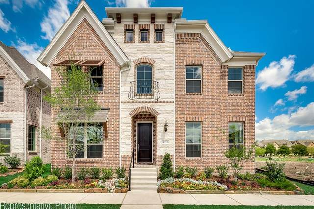 8721 Paradise Drive, Mckinney, TX 75070 (MLS #14401053) :: The Heyl Group at Keller Williams