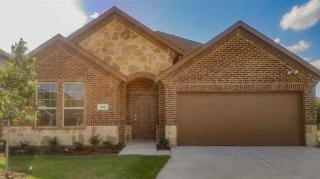510 Pleasant Hill Lane, Fate, TX 75189 (MLS #14401055) :: Real Estate By Design