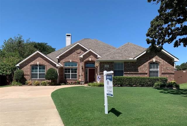 402 Mineral Springs Court, Keller, TX 76248 (MLS #14401060) :: The Kimberly Davis Group