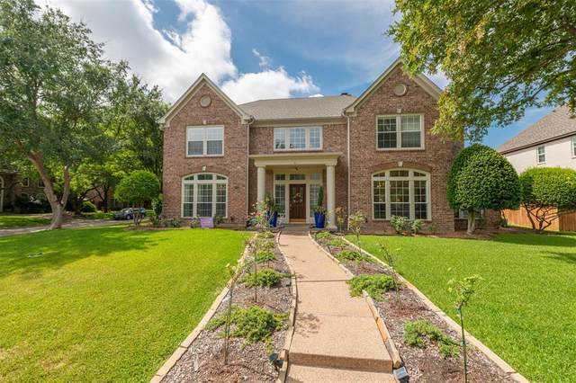 6701 Clear Spring Drive, Fort Worth, TX 76132 (MLS #14401068) :: Frankie Arthur Real Estate