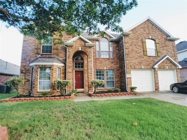 6012 Sargent Drive, Plano, TX 75094 (MLS #14401076) :: Front Real Estate Co.