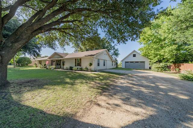 980 Brush Creek Road, Argyle, TX 76226 (MLS #14401084) :: Real Estate By Design