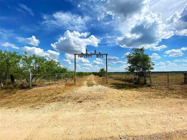 451 County Road 185, De Leon, TX 76442 (MLS #14401092) :: The Tierny Jordan Network