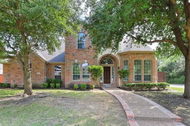 1011 Biscayne Court, Allen, TX 75013 (MLS #14401189) :: The Good Home Team