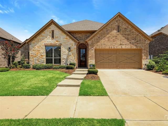 4320 Autumn Sage Drive, Prosper, TX 75078 (MLS #14401205) :: The Heyl Group at Keller Williams