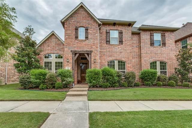 2100 Torin Street, Lewisville, TX 75056 (MLS #14401228) :: The Kimberly Davis Group