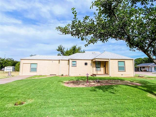 1207 N Avenue G, Haskell, TX 79521 (MLS #14401268) :: Real Estate By Design
