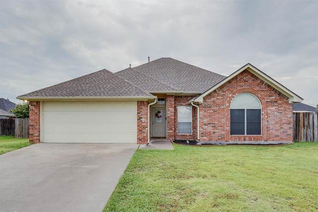 204 Mourning Dove Lane, Krum, TX 76249 (MLS #14401297) :: The Mauelshagen Group