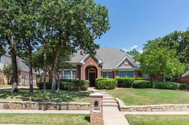 1523 Highland Lakes Drive, Keller, TX 76248 (MLS #14401305) :: Team Hodnett