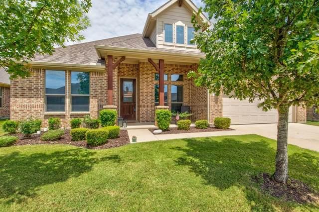 1652 Yukon Drive, Burleson, TX 76028 (MLS #14401327) :: HergGroup Dallas-Fort Worth