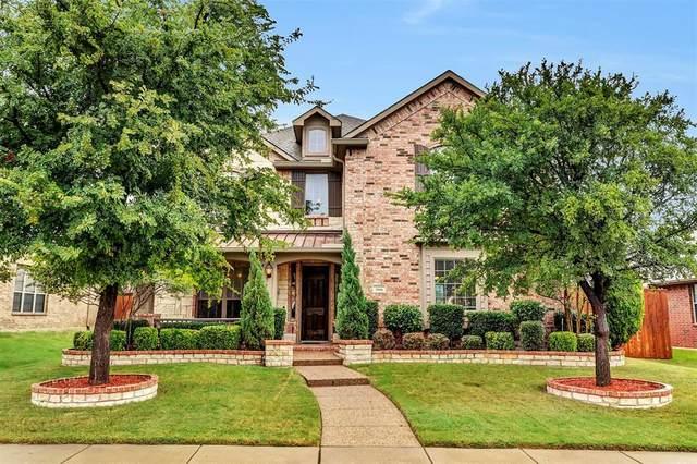 966 Panther Lane, Allen, TX 75013 (MLS #14401339) :: The Kimberly Davis Group