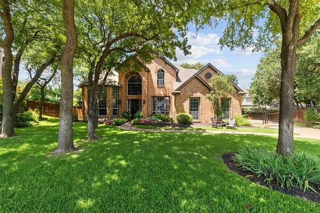 2403 Creekwood Court, Keller, TX 76248 (MLS #14401366) :: The Kimberly Davis Group