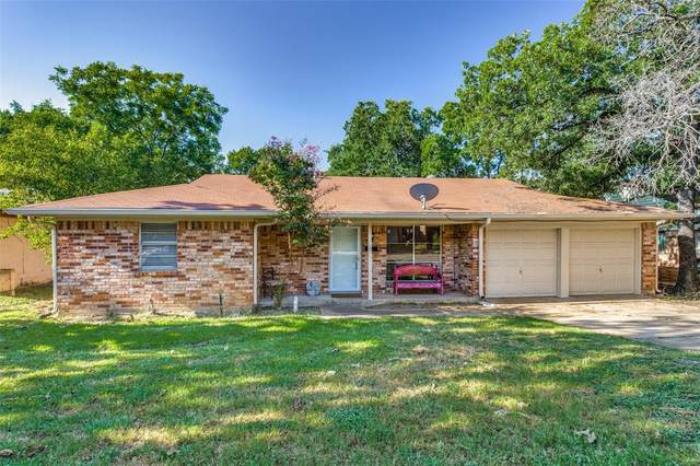 4720 Woody Lane, Forest Hill, TX 76140 (MLS #14401374) :: The Heyl Group at Keller Williams
