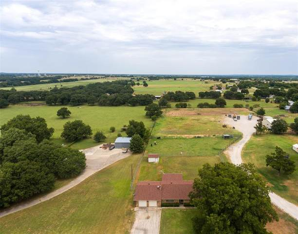 1325 Cuba Road, Bridgeport, TX 76426 (MLS #14401408) :: The Hornburg Real Estate Group