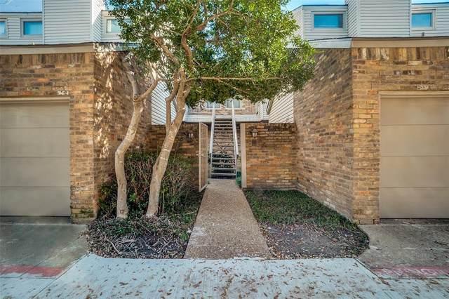 7340 Skillman Street #1119, Dallas, TX 75231 (MLS #14401426) :: The Heyl Group at Keller Williams