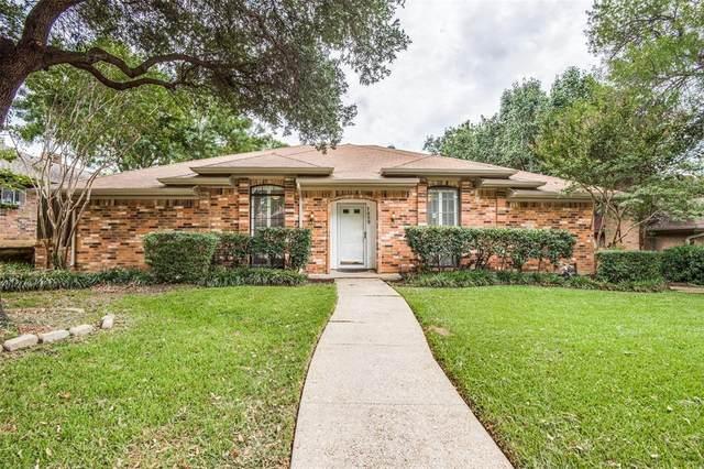 1809 Green Ridge Drive, Carrollton, TX 75007 (MLS #14401436) :: The Heyl Group at Keller Williams