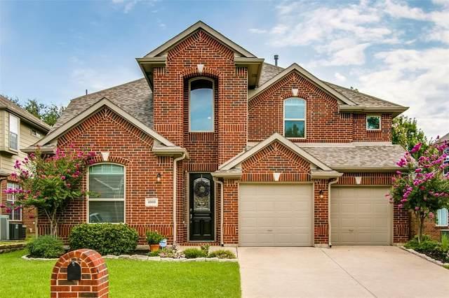 4000 Kimberly Drive, Flower Mound, TX 75022 (MLS #14401466) :: Frankie Arthur Real Estate