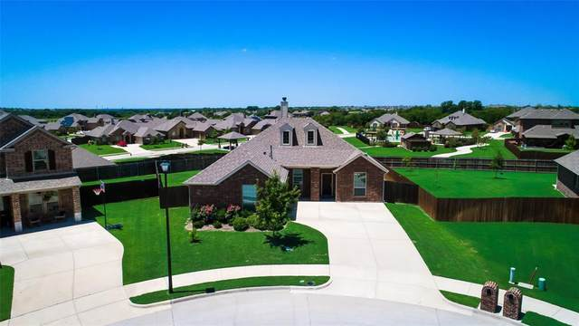 1266 Crescent Cove Drive, Rockwall, TX 75087 (MLS #14401504) :: Maegan Brest | Keller Williams Realty