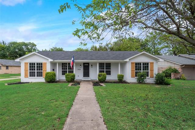 3428 Wendell Drive, North Richland Hills, TX 76117 (MLS #14401526) :: The Chad Smith Team