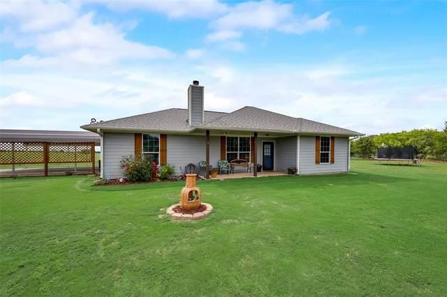 260 Pearson Road, Lipan, TX 76462 (MLS #14401531) :: The Good Home Team