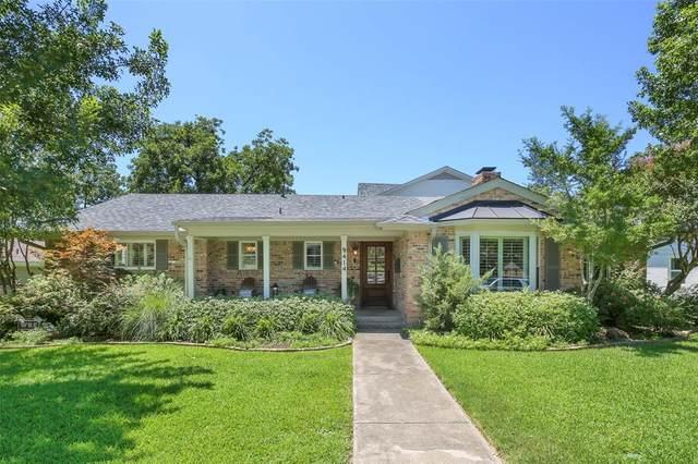 9414 Forestridge Drive, Dallas, TX 75238 (MLS #14401535) :: The Heyl Group at Keller Williams