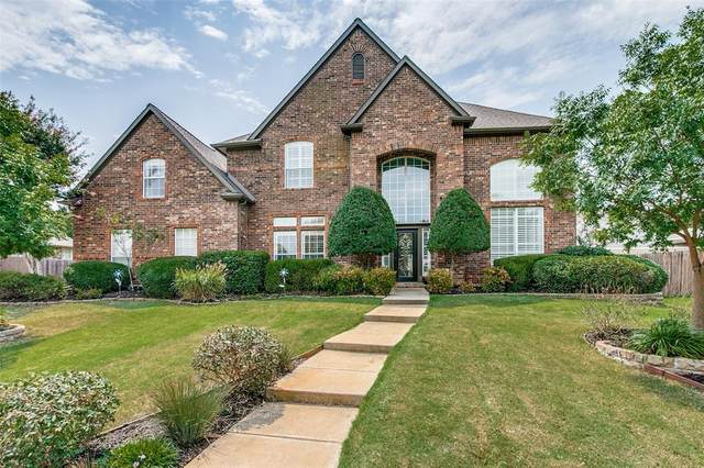 1705 Water Lily Drive, Southlake, TX 76092 (MLS #14401548) :: The Heyl Group at Keller Williams
