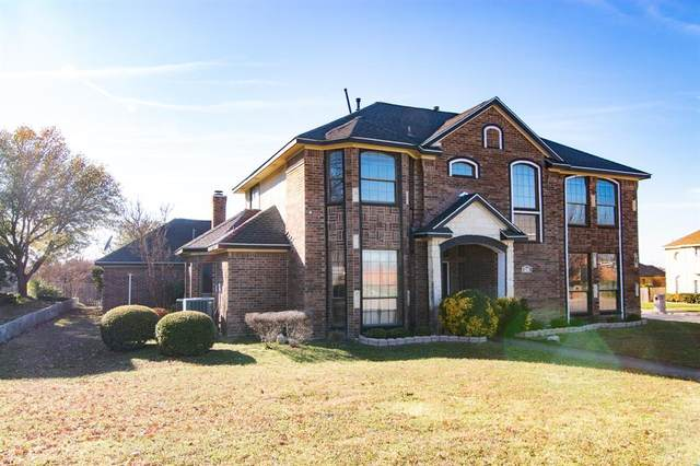 101 Boulder Creek Drive, Desoto, TX 75115 (MLS #14401556) :: The Heyl Group at Keller Williams