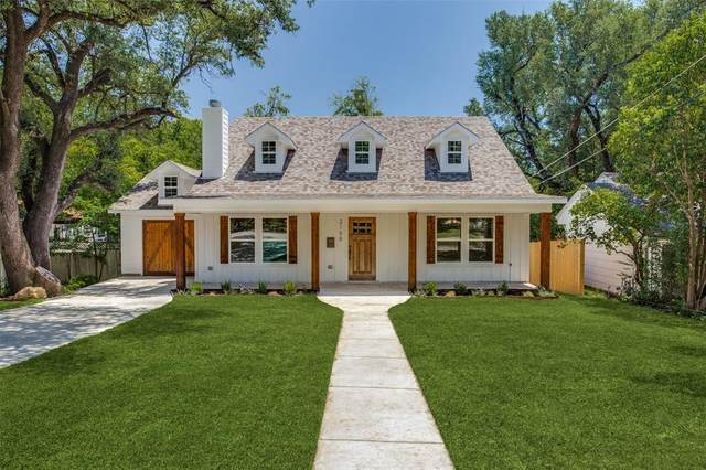 2158 Morning Glory Avenue, Fort Worth, TX 76111 (MLS #14401563) :: The Heyl Group at Keller Williams