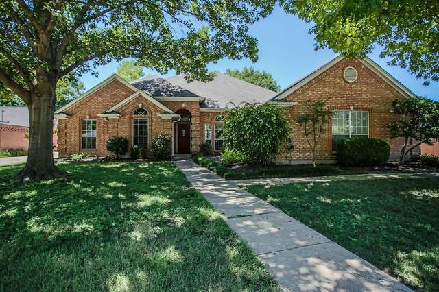 1703 Chretien Point Drive, Mansfield, TX 76063 (MLS #14401566) :: The Heyl Group at Keller Williams