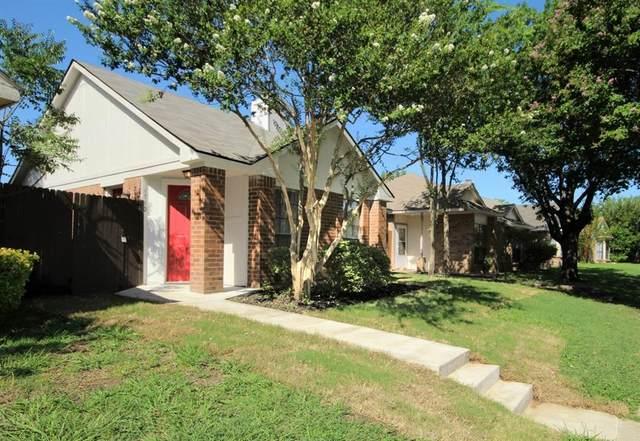 1710 Windmill Lane, Mesquite, TX 75149 (MLS #14401583) :: The Heyl Group at Keller Williams