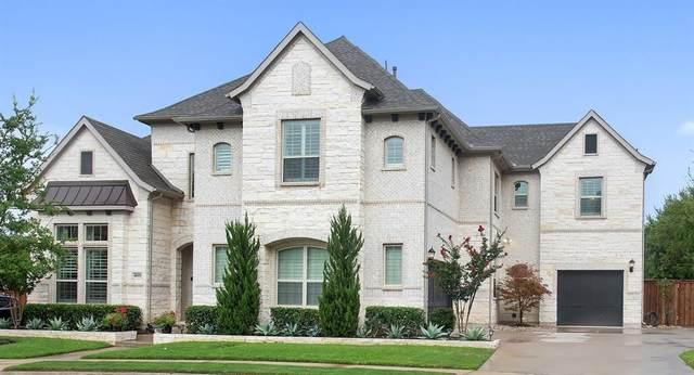4605 Latour Lane, Colleyville, TX 76034 (MLS #14401599) :: The Star Team | JP & Associates Realtors