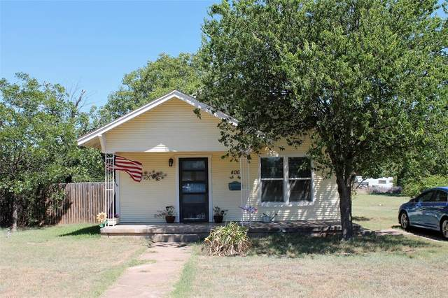 406 W 17th Street, Cisco, TX 76437 (MLS #14401611) :: The Heyl Group at Keller Williams