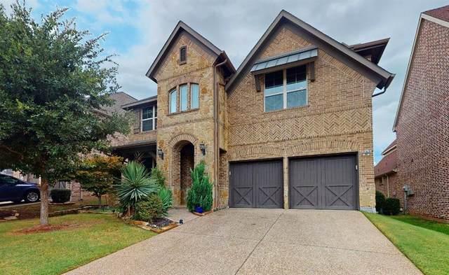 1241 Grant Avenue, Lantana, TX 76226 (MLS #14401614) :: Real Estate By Design