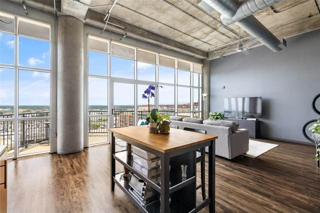 1001 Belleview Street #1002, Dallas, TX 75215 (MLS #14401621) :: Front Real Estate Co.