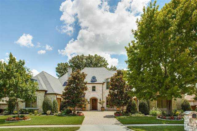6408 Riverhill Drive, Plano, TX 75024 (MLS #14401660) :: Hargrove Realty Group