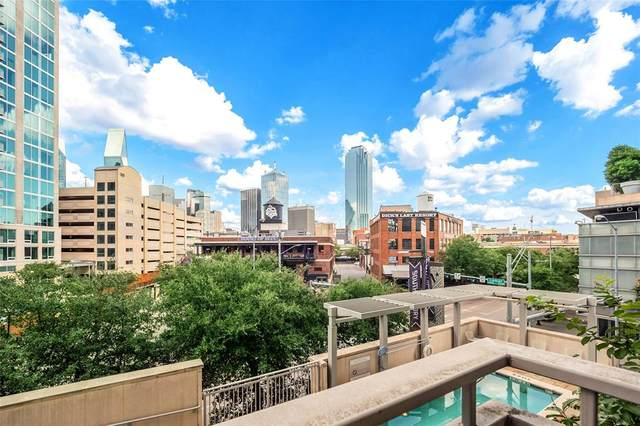 2323 N Houston Street #310, Dallas, TX 75219 (MLS #14401664) :: Results Property Group