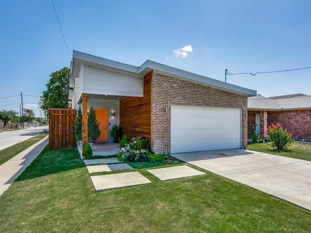 3700 Pueblo Street, Dallas, TX 75212 (MLS #14401665) :: Tenesha Lusk Realty Group