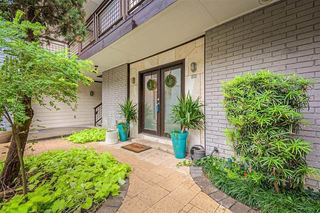 2722 Knight Street #316, Dallas, TX 75219 (MLS #14401666) :: Front Real Estate Co.