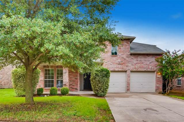 1704 Bluebird Drive, Little Elm, TX 75068 (MLS #14401765) :: The Daniel Team