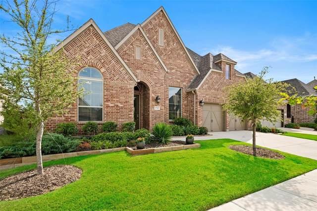1722 Ellington Drive, Celina, TX 75009 (MLS #14401783) :: The Heyl Group at Keller Williams